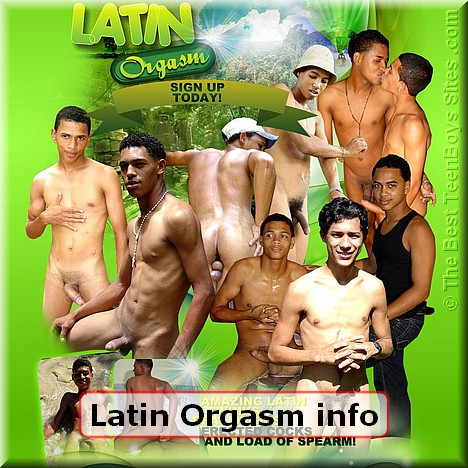 Screen capture of Latin Orgasm info (made 31/05/2011)